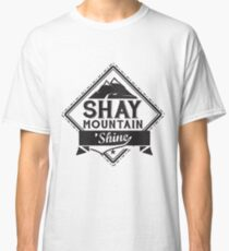 Shay Mountain Moonshine Outsiders TV Farrells Classic T-Shirt