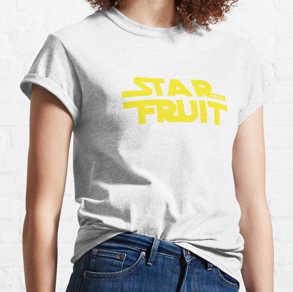 Star Fruit - Yellow Classic T-Shirt