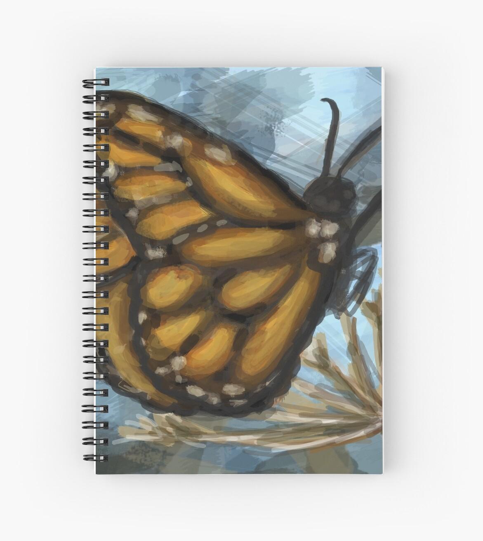 Monarch Butterfly  by Generalbilis