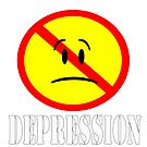 DEPRESSION T-shirt by Paul  Quinn