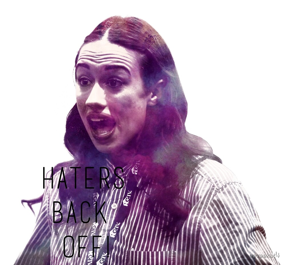 Miranda Sings- Haters Back Off! by eeveekat4