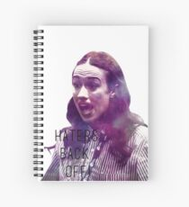 Miranda Sings- Haters Back Off! Spiral Notebook