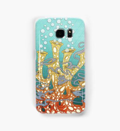 Dancing Coral Party Samsung Galaxy Case/Skin