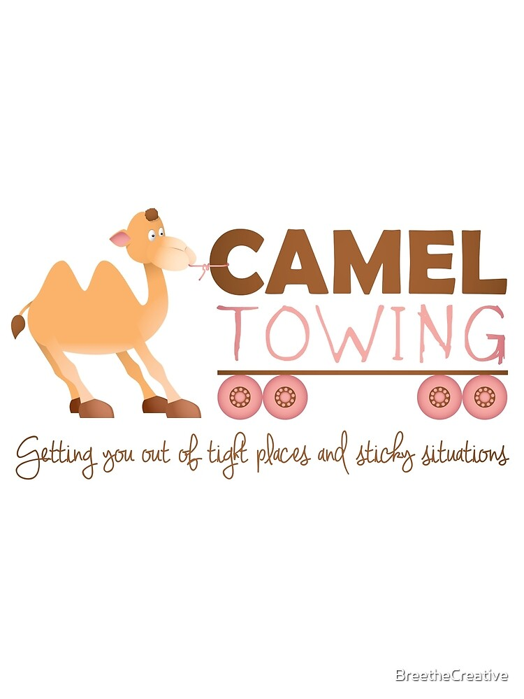Camel Towing by BreetheCreative