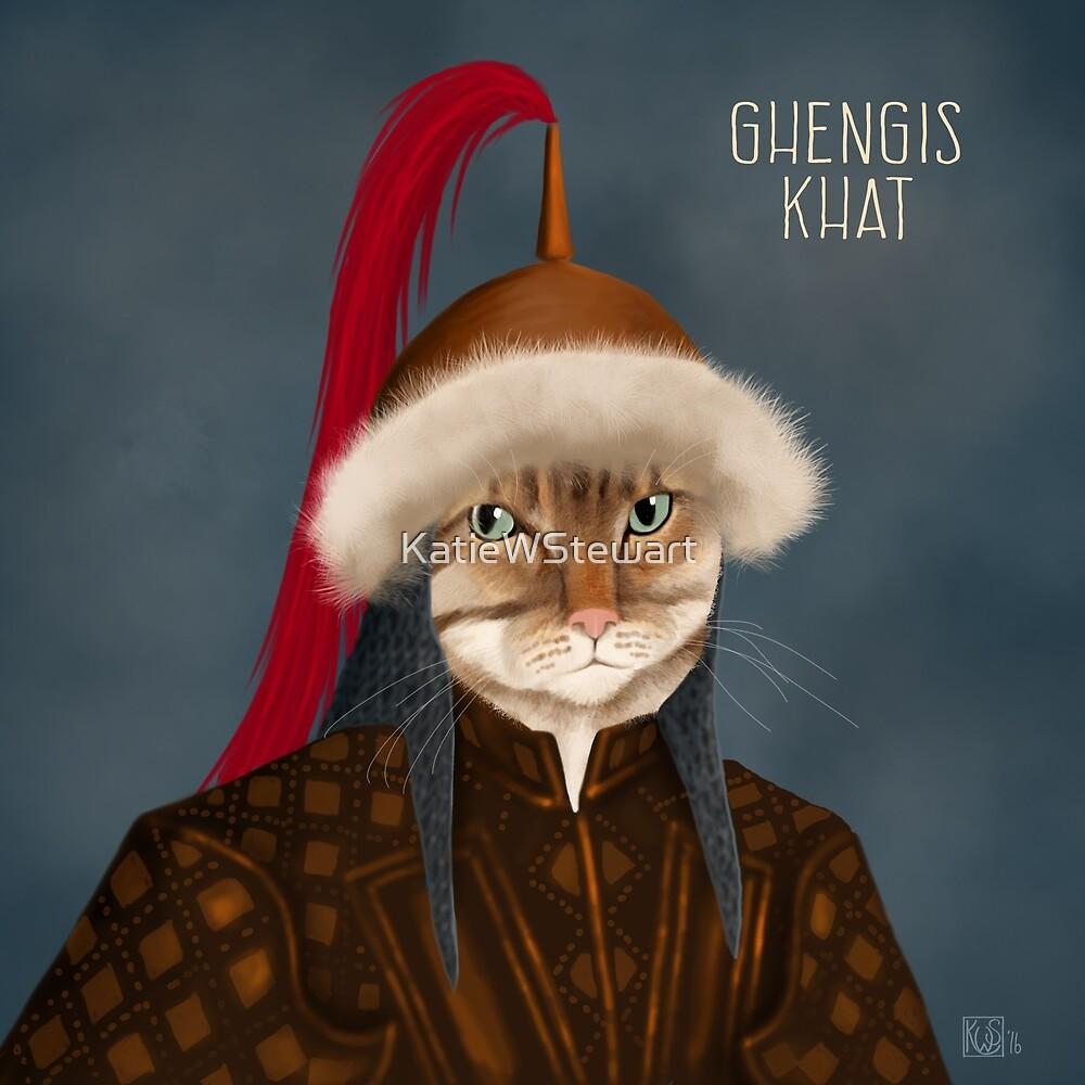 Ghenghis Khat by KatieWStewart