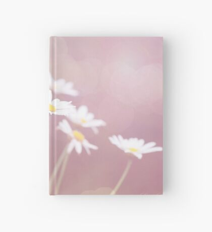Dreamy Daisies Hardcover Journal