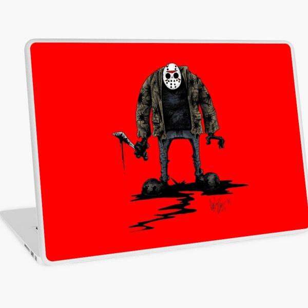 Jason Vorhees Laptop Skin