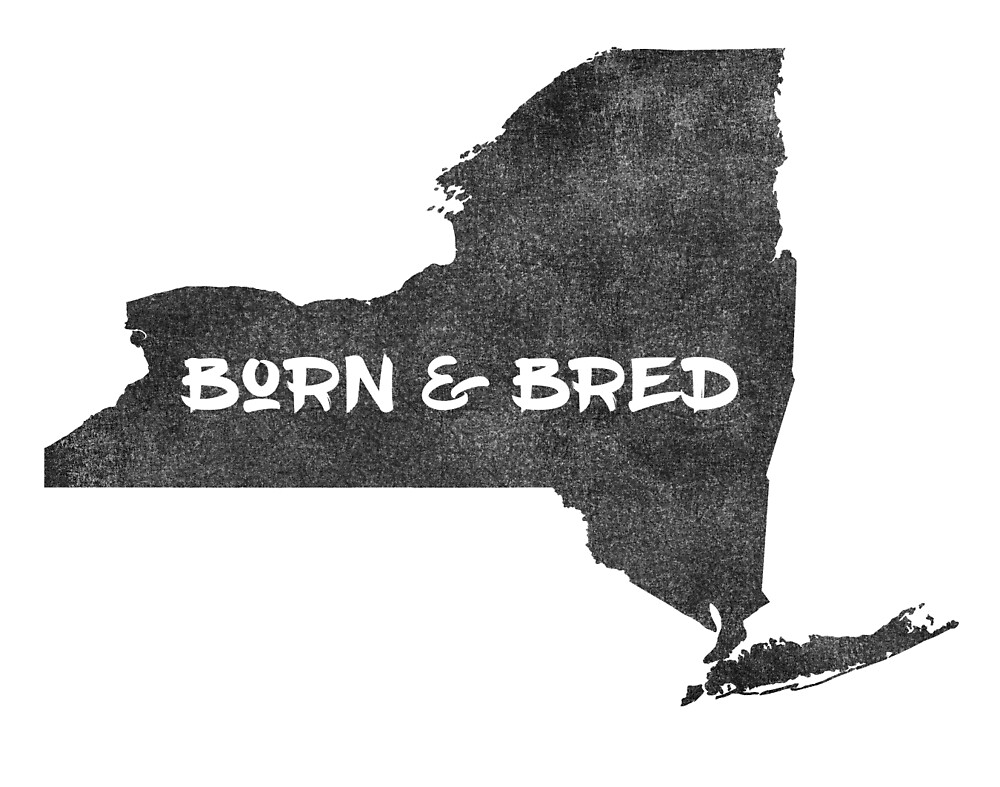 Born and Bred in New York by snarkee