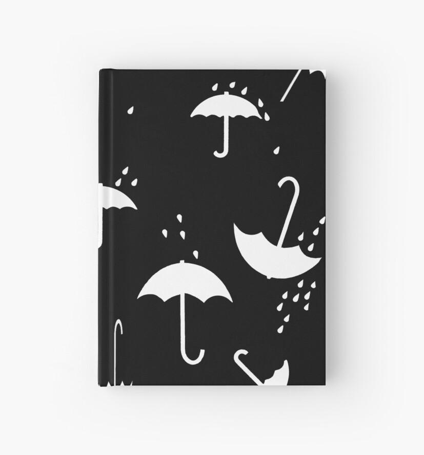 Umbrella rain by Bluesrose