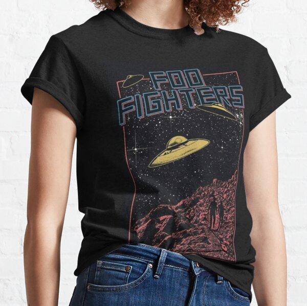 Best Fighters schwarzer Planet Classic T-Shirt