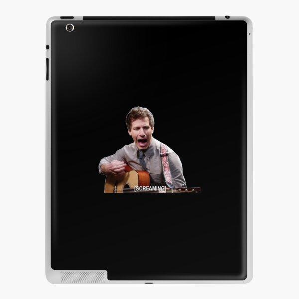 Best Selling - Jake Peralta Screaming Merchandise iPad Skin