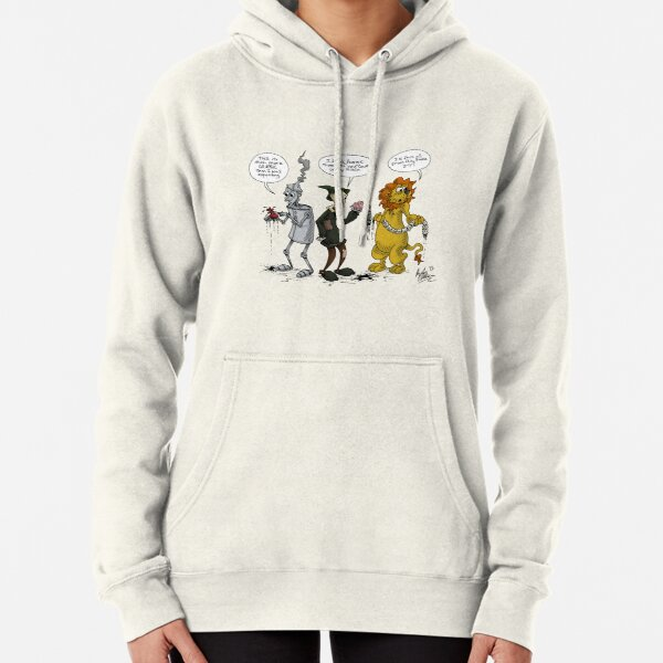 Gifts from the Wizard Pullover Hoodie
