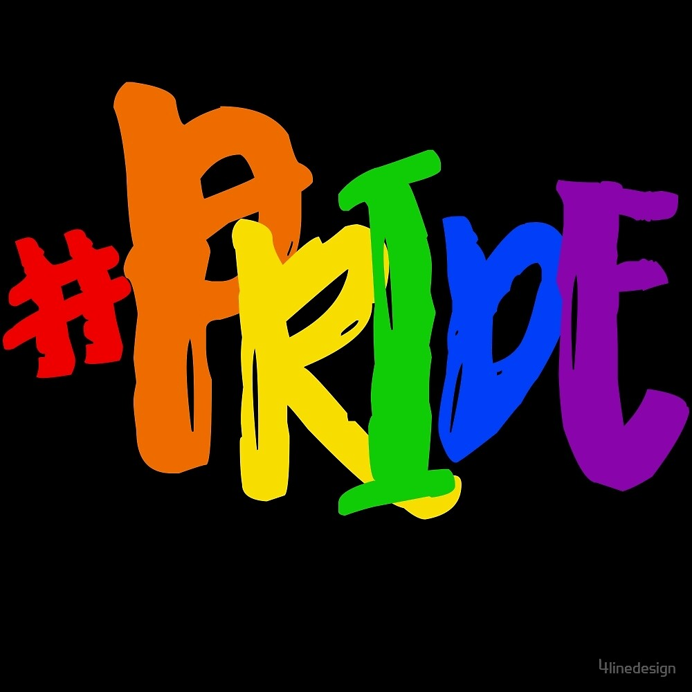 #pride by 4linedesign