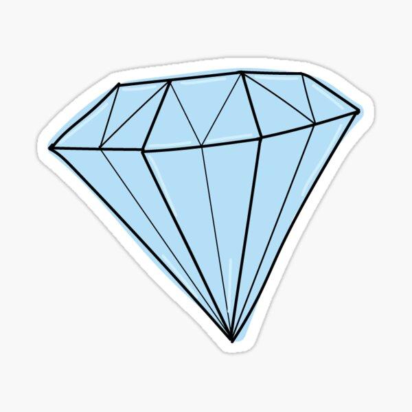 diamant Sticker