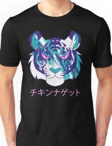 Vaporwave Tiger Unisex T-Shirt