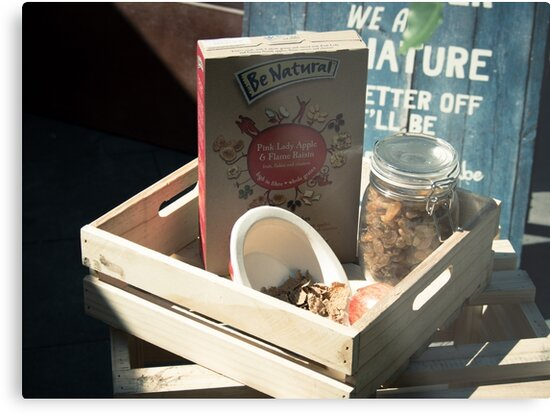 Be Natural Box by Michael McGimpsey