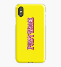 Pussy Wagon - Variant iPhone Case/Skin