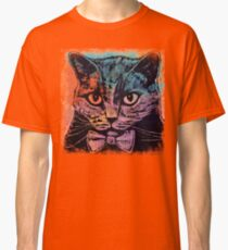Old School Cat Classic T-Shirt