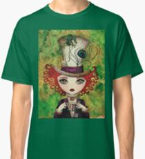 Lady Hatter Classic T-Shirt