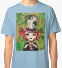 Lady Hatter Classic T-Shirt