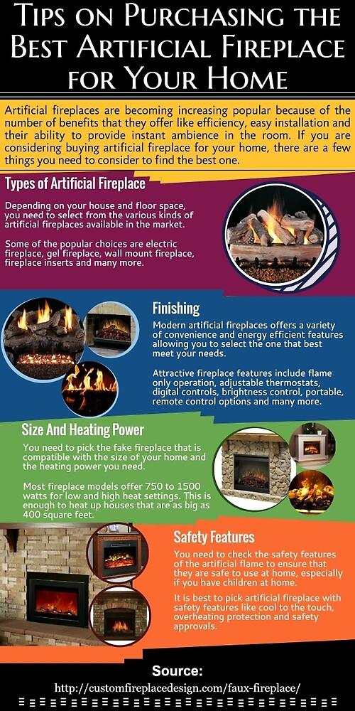 Add Aesthetic value to your living room with Artifical fireplace by Ronaldjohnsons