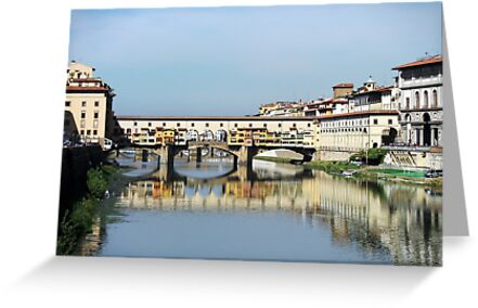 Ponte Vecchio by Studio8107