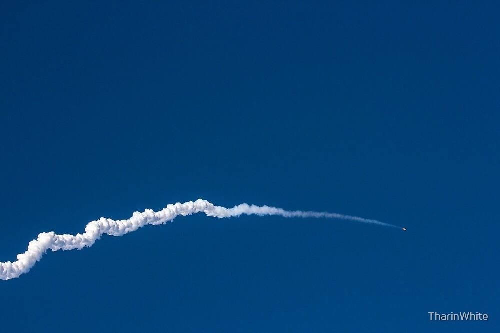 OSIRIS REx Launch by TharinWhite