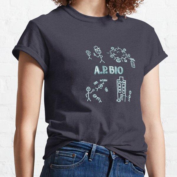 AP Bio Plan 4 Classic T-Shirt