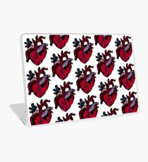 Human Heart Laptop Skin