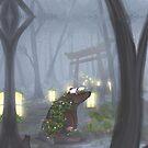 Forest Spirit by KatArtDesigns