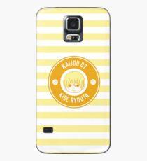 KNB Badge - Kaijou 7 Kise Ryouta Case/Skin for Samsung Galaxy