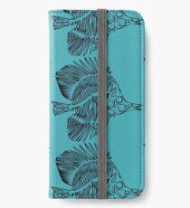 Fish Bones iPhone Wallet/Case/Skin