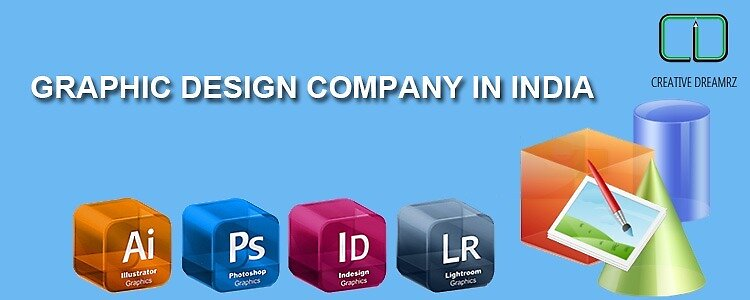 Graphic design services in india  by CreativeDreamrz