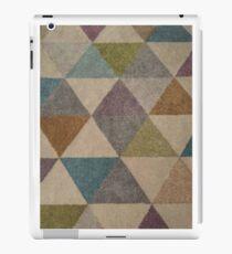 Geometric Colours Larger iPad Case/Skin