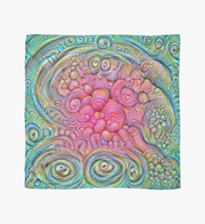 State of matter — Mesophase #DeepDream Scarf