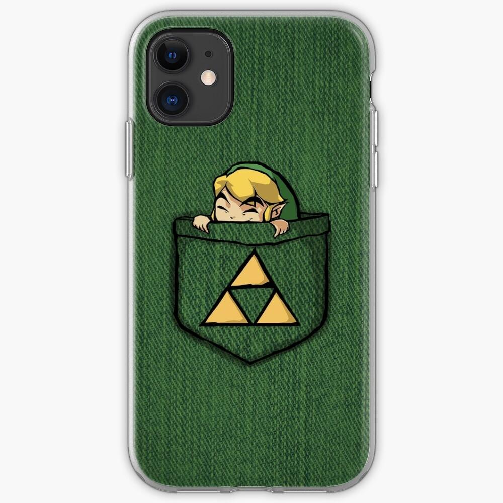 Legend of Zelda - Pocket Link iPhone Case & Cover