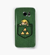 Legend of Zelda - Pocket Link Samsung Galaxy Case/Skin