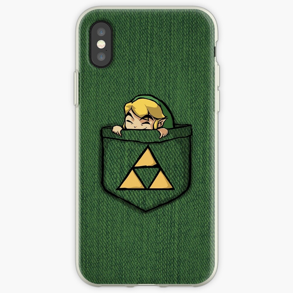 Legend of Zelda - Pocket Link iPhone Case & Cover