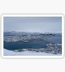 Tromsø Sticker