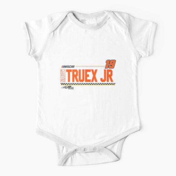 NASCAR - Martin Truex Jr - Stripes  Short Sleeve Baby One-Piece