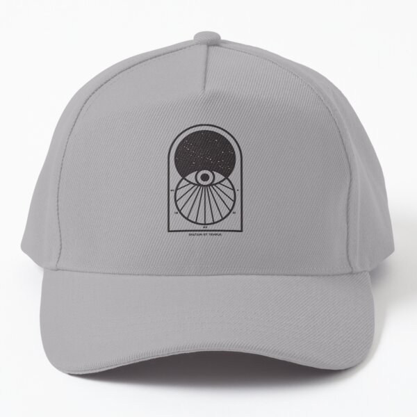 Space and Time Baseball Cap