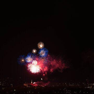 Fireworks by onemoreteepleas