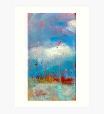 SUMMER LAND Art Print