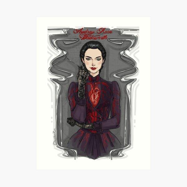 Audrey Rose Art Print