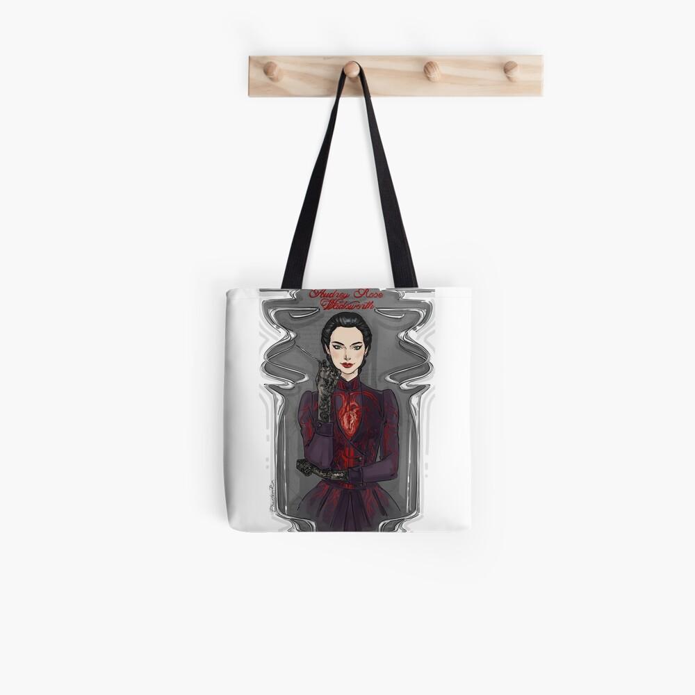 Audrey Rose Tote Bag