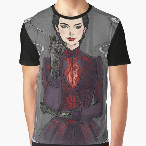 Audrey Rose Graphic T-Shirt