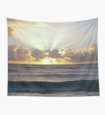Sun Burst Wall Tapestry