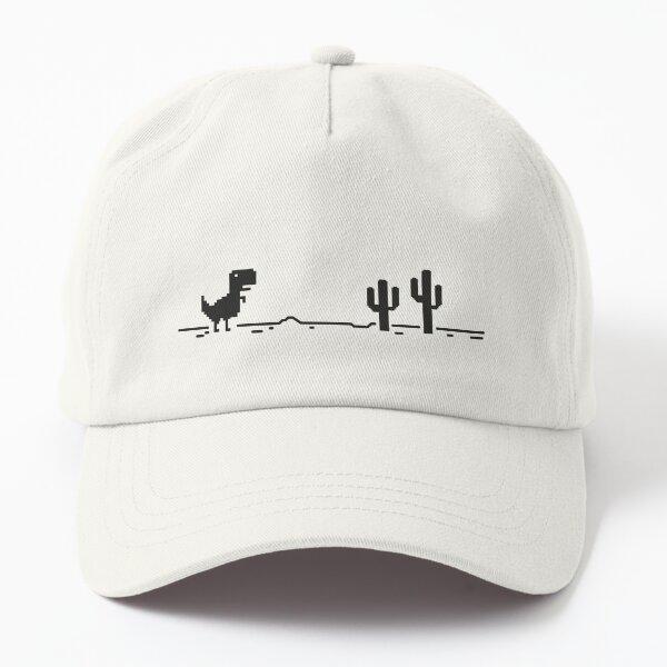 TRex Dino Cactus Offline - offline Dad Hat