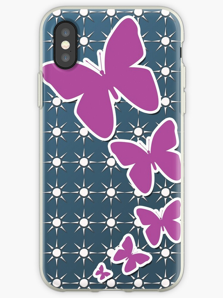 Butterfly Phone Cover by printworld