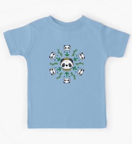 Pandala - Mandala Panda Kids Clothes